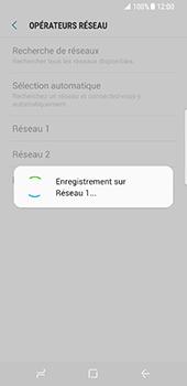 Samsung Galaxy S8 - Réseau - utilisation à l'étranger - Étape 13