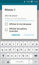 Samsung Galaxy J1 (2016) (J120) - Wifi - configuration manuelle - Étape 6