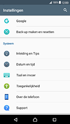 Sony Xperia X Compact (F5321) - Software updaten - Update installeren - Stap 4