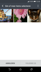 HTC Desire 626 - E-mail - Bericht met attachment versturen - Stap 16