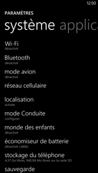 Nokia Lumia 1320 - Internet - Configuration manuelle - Étape 4