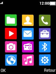 Crosscall Spider X5 - Contact, Appels, SMS/MMS - Envoyer un MMS - Étape 3
