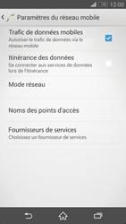 Sony D5803 Xperia Z3 Compact - Internet - configuration manuelle - Étape 7