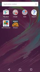 Sony F3313 Xperia E5 - E-mail - handmatig instellen (gmail) - Stap 3