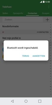 LG G6 (LG-H870) - Contacten en data - Contacten overzetten via Bluetooth - Stap 10