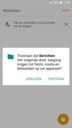 Samsung G930 Galaxy S7 - MMS - Afbeeldingen verzenden - Stap 4