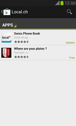 Samsung I8190 Galaxy S III Mini - Applications - Download apps - Step 8