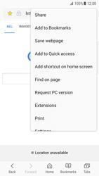 Samsung G935 Galaxy S7 Edge - Android Nougat - Internet - Internet browsing - Step 18