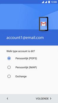 OnePlus 3 - E-mail - e-mail instellen: POP3 - Stap 12
