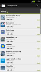 Samsung I9300 Galaxy S III - Applicaties - Download apps - Stap 12