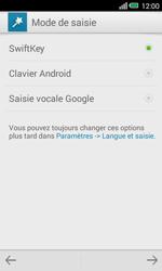 Alcatel OT-5050X Pop S3 - Premiers pas - Créer un compte - Étape 5