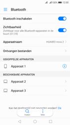 Huawei Nova 2 - WiFi en Bluetooth - Bluetooth koppelen - Stap 8