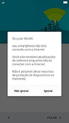 Lenovo Vibe K5 - Primeiros passos - Como ativar seu aparelho - Etapa 6