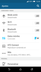 HTC One M9 - Red - Seleccionar una red - Paso 4