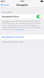 Apple Apple iPhone 7 - Device maintenance - Back up - Étape 13
