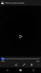 Microsoft Lumia 550 - Photos, vidéos, musique - Créer une vidéo - Étape 15