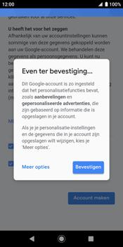 Sony xperia-xz2-h8216-android-pie - Applicaties - Account aanmaken - Stap 18