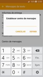 Samsung Galaxy S6 - Mensajería - Configurar el equipo para mensajes de texto - Paso 9