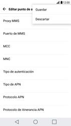 LG G5 - Mensajería - Configurar el equipo para mensajes multimedia - Paso 15