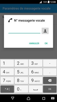 Sony Xperia Z5 Premium - Android Nougat - Messagerie vocale - configuration manuelle - Étape 9