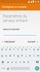 Wiko Rainbow Lite 4G - E-mails - Ajouter ou modifier un compte e-mail - Étape 9