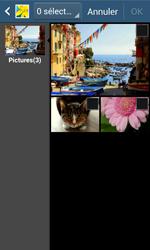 Samsung Galaxy Ace 3 - E-mails - Envoyer un e-mail - Étape 13