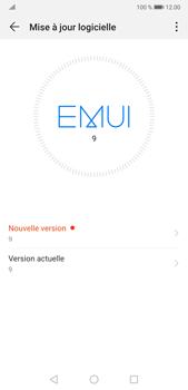 Huawei P20 Pro Android Pie - Appareil - Mise à jour logicielle - Étape 7