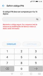 Huawei P10 Lite - Segurança - Como ativar o código de bloqueio do ecrã -  6