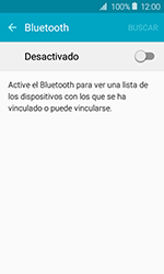 Samsung Galaxy J1 (2016) (J120) - Bluetooth - Conectar dispositivos a través de Bluetooth - Paso 5