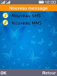 Archos F28 - Contact, Appels, SMS/MMS - Envoyer un MMS - Étape 5
