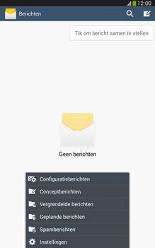 Samsung T315 Galaxy Tab 3 8-0 LTE - SMS - Handmatig instellen - Stap 5