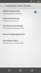 Sony E2003 Xperia E4G - Internet - buitenland - Stap 8