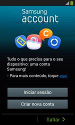 Samsung Galaxy Grand Neo - Primeiros passos - Como ligar o telemóvel pela primeira vez -  8