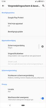 Sony Xperia 1 - Beveiliging en privacy - zoek mijn mobiel activeren - Stap 5