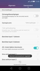 Huawei Honor 5X - SMS - Handmatig instellen - Stap 8