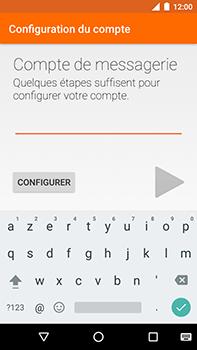 Motorola Moto E4 Plus - E-mails - Ajouter ou modifier un compte e-mail - Étape 6