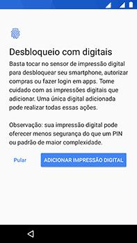 Motorola Moto Z2 Play - Primeiros passos - Como ativar seu aparelho - Etapa 13