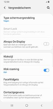 Samsung Galaxy S9 Android Pie - Beveiliging - stel in of wijzig pincode voor je toestel - Stap 5