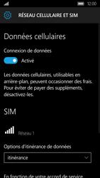 Acer Liquid M330 - Internet - Désactiver du roaming de données - Étape 6