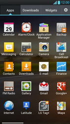 LG P880 Optimus 4X HD - Internet - Manual configuration - Step 17