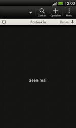 HTC T320e One V - E-mail - Handmatig instellen - Stap 4