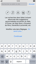 Apple iPhone 6s - iOS 12 - Internet - Navigation sur Internet - Étape 3