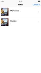 Apple iPhone 6s iOS 9 - E-mail - Escribir y enviar un correo electrónico - Paso 11
