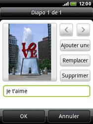 HTC A3333 Wildfire - MMS - envoi d'images - Étape 12