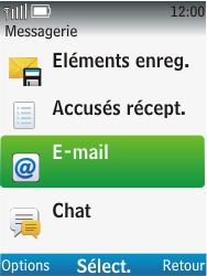 Nokia C2-01 - E-mail - envoyer un e-mail - Étape 3