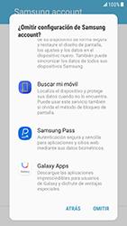 Samsung Galaxy S6 - Android Nougat - Primeros pasos - Activar el equipo - Paso 13