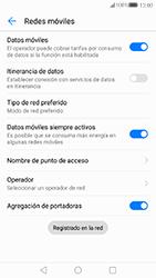 Huawei P10 - Red - Seleccionar una red - Paso 11