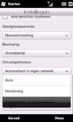 HTC T8585 HD II - MMS - probleem met ontvangen - Stap 7