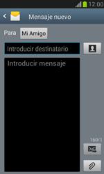 Samsung Galaxy S3 Mini - Mensajería - Escribir y enviar un mensaje multimedia - Paso 9