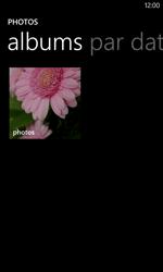 Nokia Lumia 520 - Photos, vidéos, musique - Envoyer une photo via Bluetooth - Étape 5